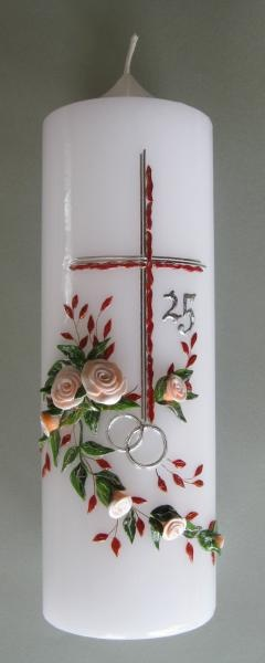 Kreatiwita - Kerzen - Kunst