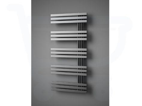 Design radiator - Badkamer design radiator - plieger_inox suono destra