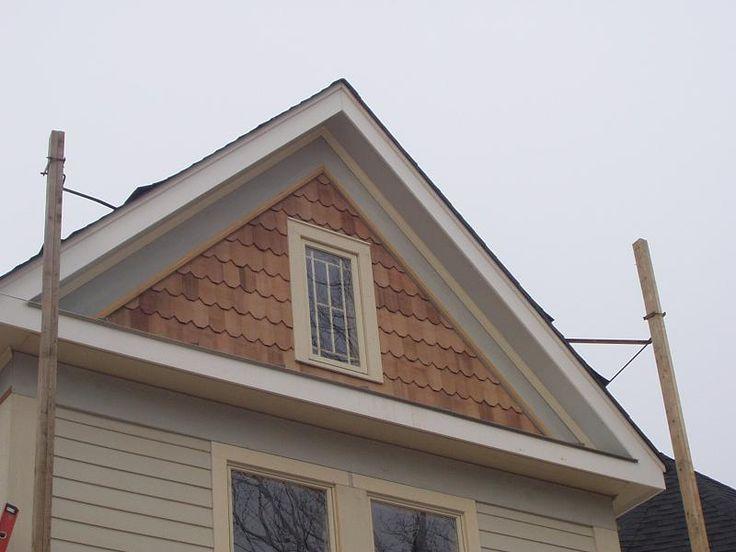 Exterior Gable Trim 38 best gables images on pinterest | front porches, porch ideas