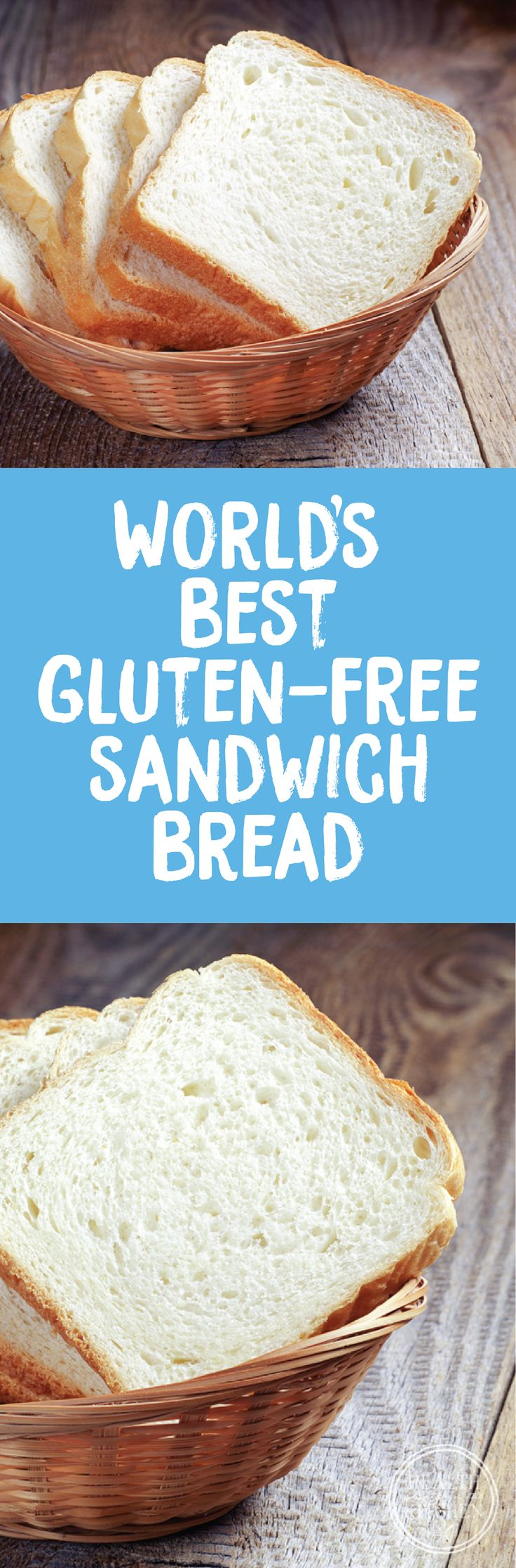 World's Best Gluten-Free Sandwich Bread - Simply Amazing and so easy to make!