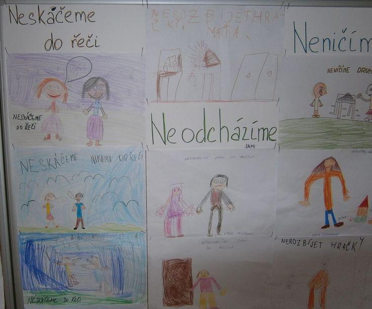 pravidla ve školní družině