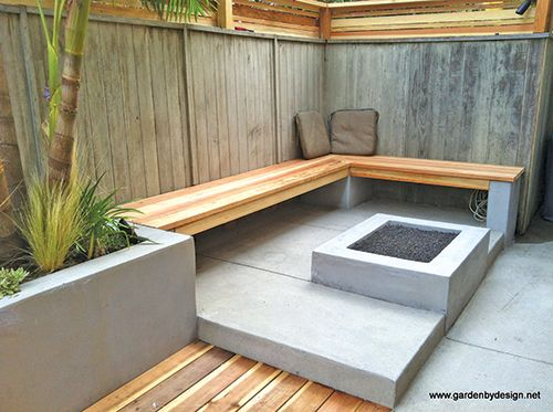 288 Best Images About Concrete Block And Cement Ideas On