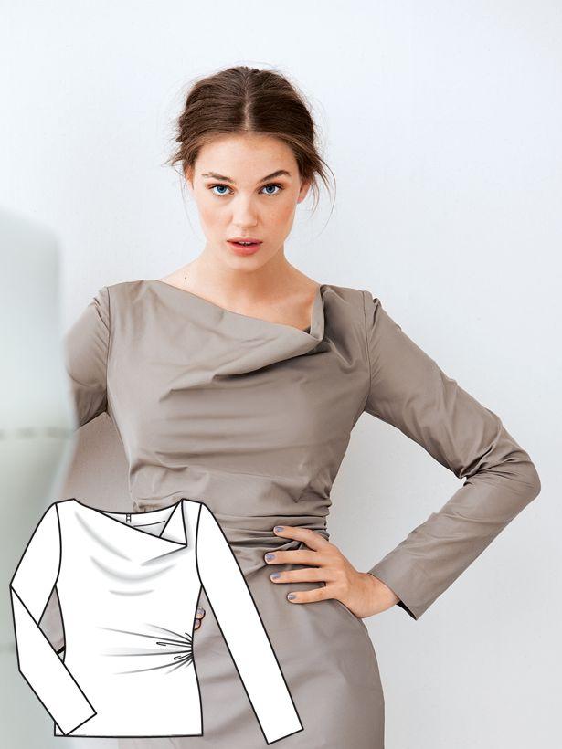 Modern Minimalist: 11 New Patterns – Sewing Blog | BurdaStyle.com
