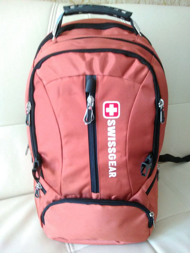 Рюкзак Swissgear 1560 Orange