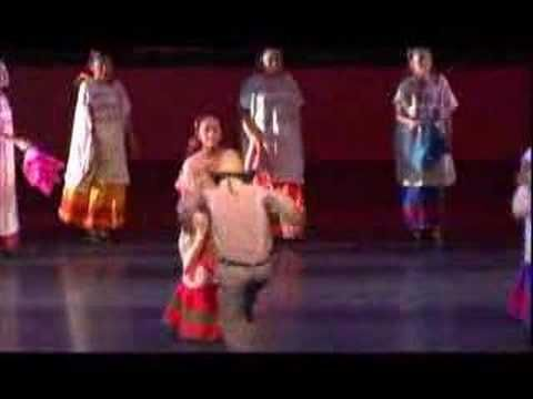 El patito-La Iguana / Ballet Folklorico Huehuecoyotl (BFH) - SHOW CLASS!