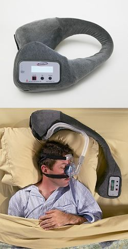 Over the Counter Sleep Apnea Devices - See more tips for getting good sleep at night and for snoring and sleep apnea solutions at StopSnoringPlease.com