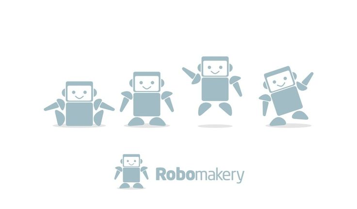 Create a logo for an innovative robotics company helping people with disabilities by Untungs *