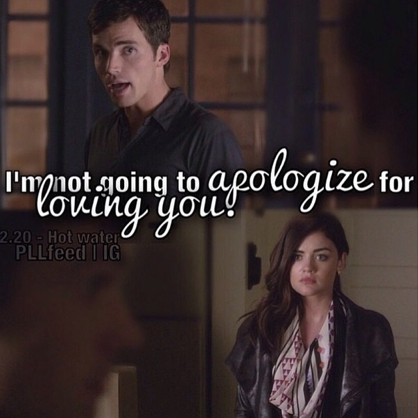 Ezria quote best pll couple hope they come back in season 5