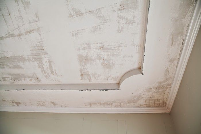 how to get popcorn ceiling removed