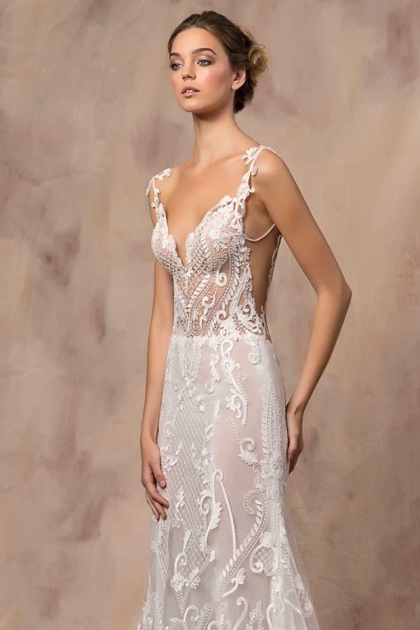 ANOUK #weddinggown #celestialcollection #newbridalcollection #costantinobridal #weddingingreece