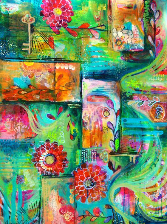 My Work | Jennifer Currie Art