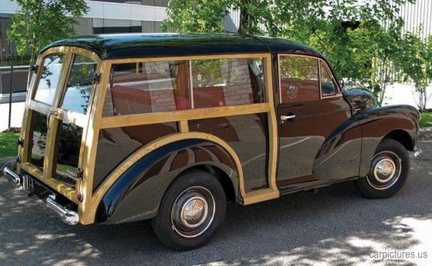 1960 Morris Minor 1000 Traveller