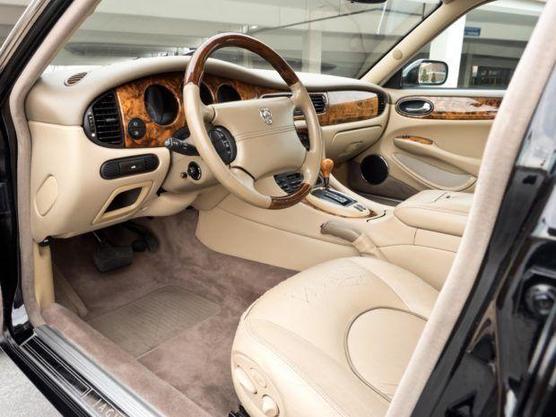 No Reserve One Owner 1998 Jaguar Xj8 Vanden Plas Jaguar Jaguar Car Jaguar Xj