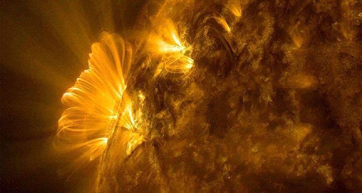 Conoce más sobre las erupciones solares -- Erupcion Solar