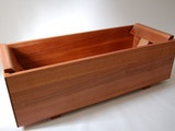 Copper Japanese Tub with Custom Cabinets - asian - bathtubs - other metro - by Diamond Spas