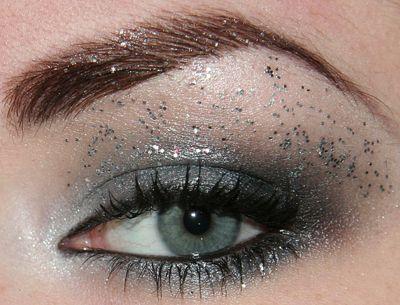 17 Best ideas about Sparkle Eye Makeup on Pinterest