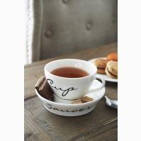 Tea is tastier with nice angels... #pieknefiliżanki  #francuskiefiliżanki