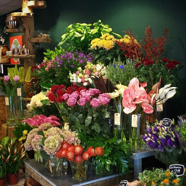 #bloemenwinkel#stadshart#bloemen #flowers#colour#flowershop#tijdvoorbloemen