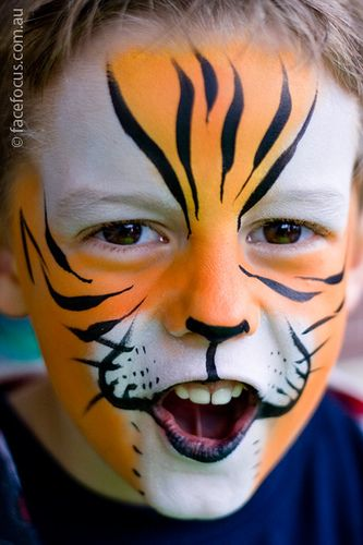 imprintables: face painting