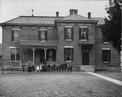 History of the Childrens' Home, Cass County, Indiana