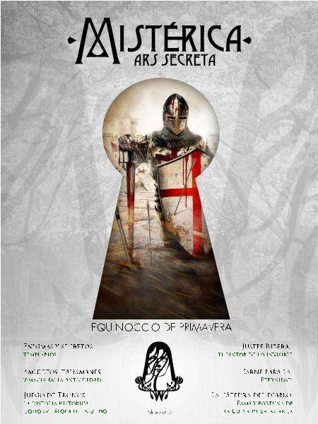 Misterica Ars Secreta N.2 - Equinoccio de Primavera 2015