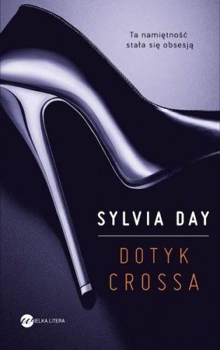 Okładka książki Dotyk Crossa