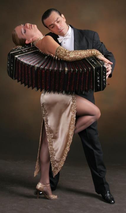 "Das Tanzpaar Roxana und Fabian Belmonte ""Tango de oro"", Website…"