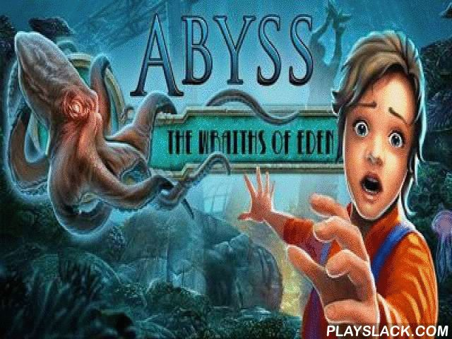 Abyss: The Wraiths Of Eden  Android Game - playslack.com , Abyss: The Wraiths of Eden. You are to descend into an immeasurable sorb quest on the seabed. Robert Marco, a well-kown sea scientist disappears in unclear circumstances. His newlywed collections off to look for him, and she has to plunge into the heavy sea. investigate the hollow municipality Eden changed  with demons. Look for hidden objects, ruin sea monsters and find the missing explorer! In the game you will find 40 impressive…