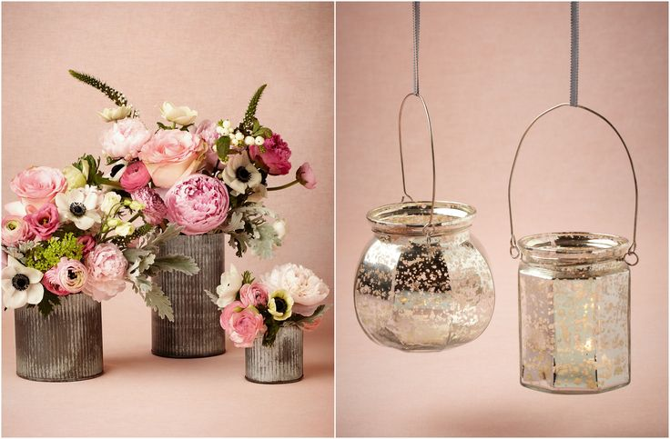rustic wedding decorations | for brides who prefer a more neutral color palette wildbloom