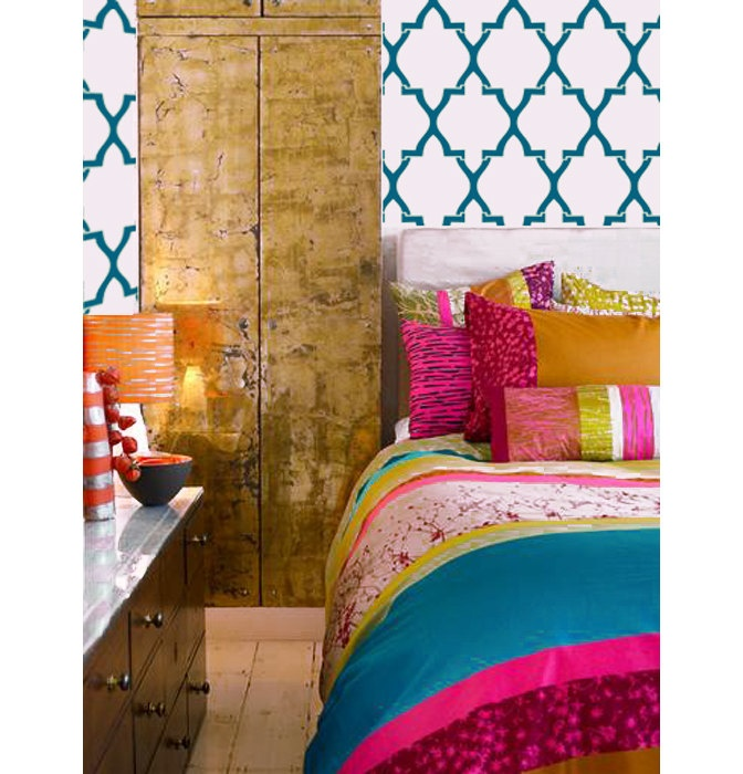 Colorful Bedrooms 157 best colorful bedrooms images on pinterest | bedroom ideas