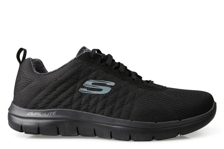 Shoe Connection - Skechers - Flex Advantage 2.0 - The Happs lifestyle sneaker. $149.99 https://www.shoeconnection.co.nz/mens/sneakers/performance-sneakers/skechers-flex-advantage-20-the-happs-lifestyle-sneaker?c=Black