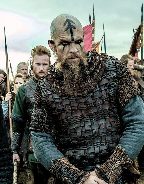 ViKings ~ Floki before the battle