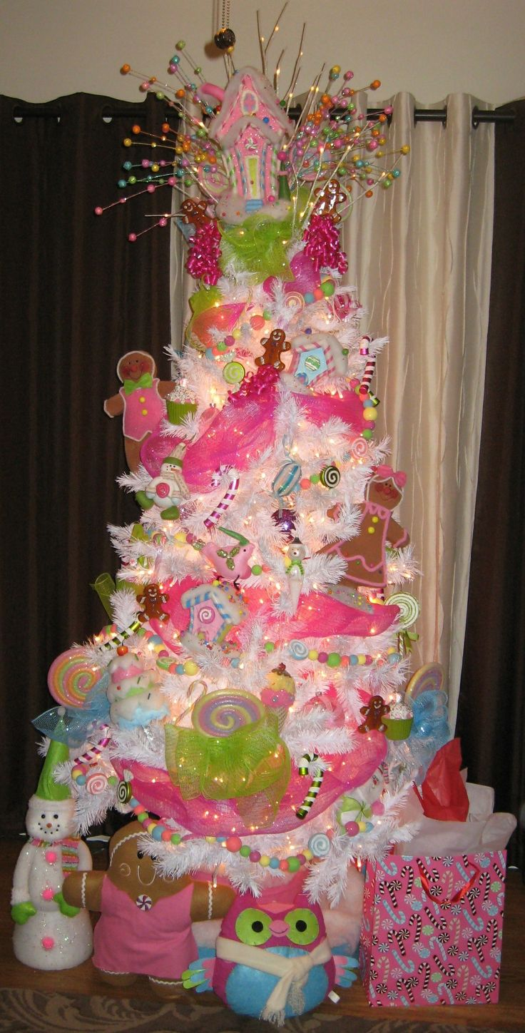 Christmas tree ideas.