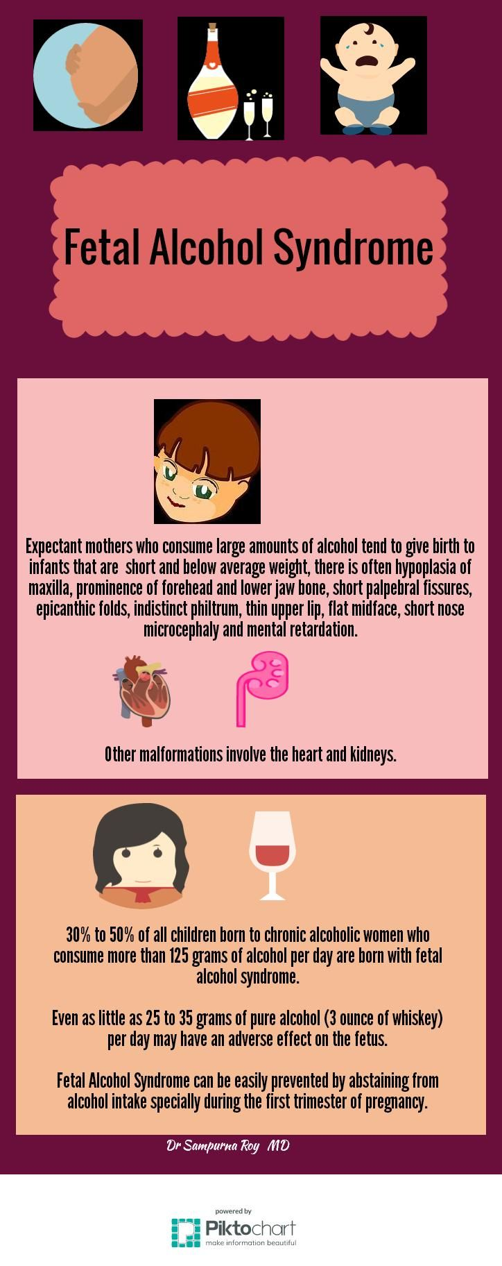 fetal alcohol syndrome legislation Fetal alcohol syndrome results from alcohol exposure during the mother's pregnancy, causing irreversible brain damage and growth problems in the child.