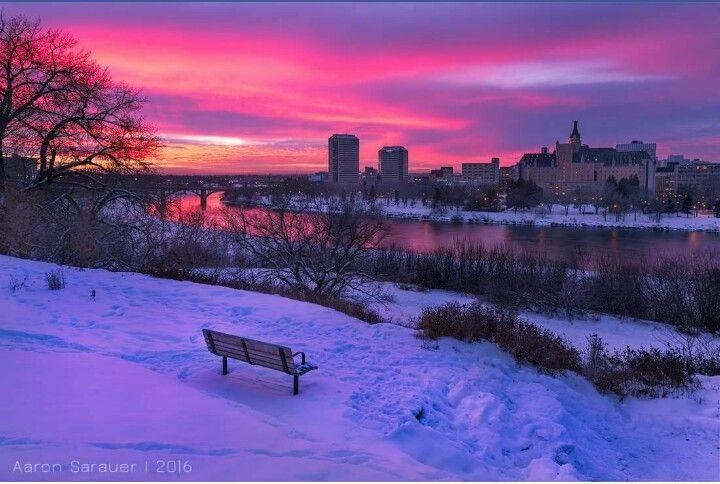 Beautiful Saskatoon ❤
