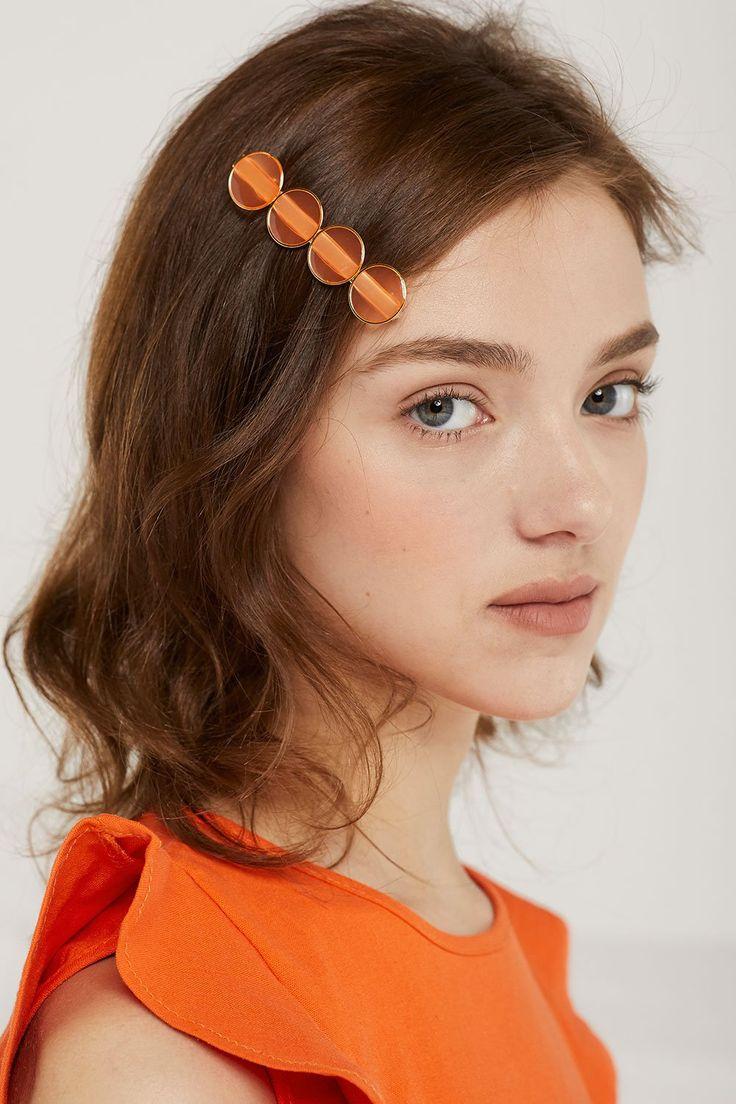 Gelee Acryl Haarspange