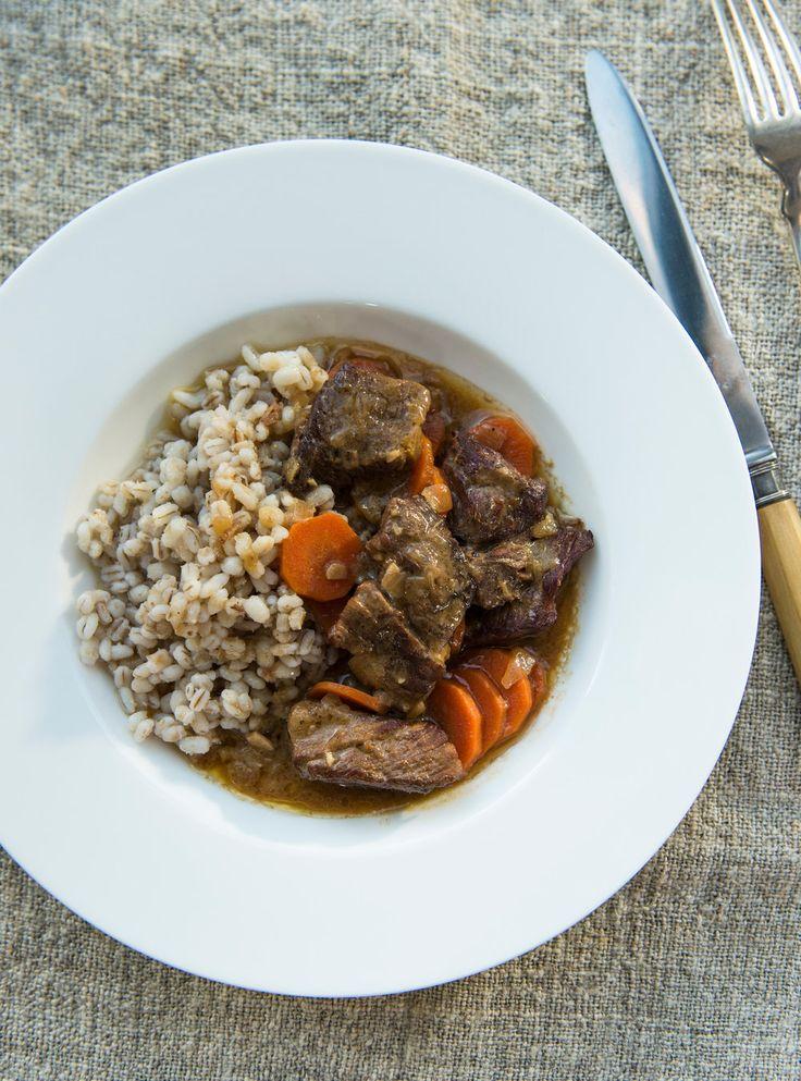 Les 25 meilleures id es de la cat gorie boeuf bourguignon - Ricardo cuisine mijoteuse ...