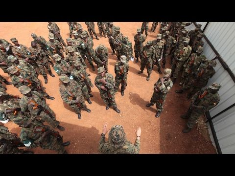 Hunting the world's most wanted warlord: Joseph Kony - YouTube