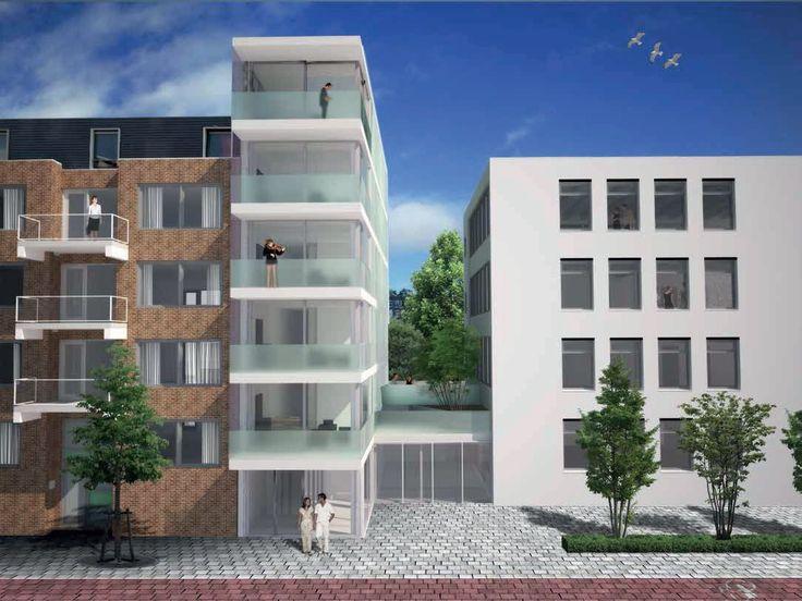 Nu te koop: 5 appartementen op de Mauritsplaats: Foto