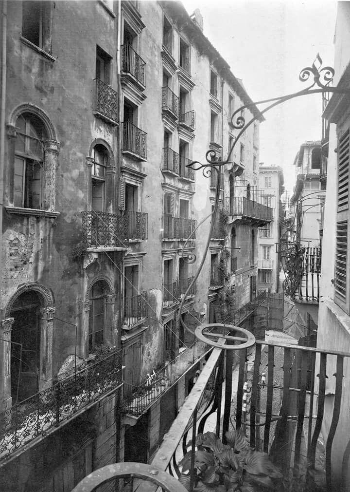 #Verona de 'na olta Il ghetto ebraico