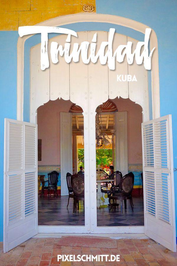 Die Stadt Trinidad in Kuba ist einfach nur herrlich. Du musst sie bei Deinem Urlaub in Kuba unbedingt besuchen. Hier sind die Fotos!