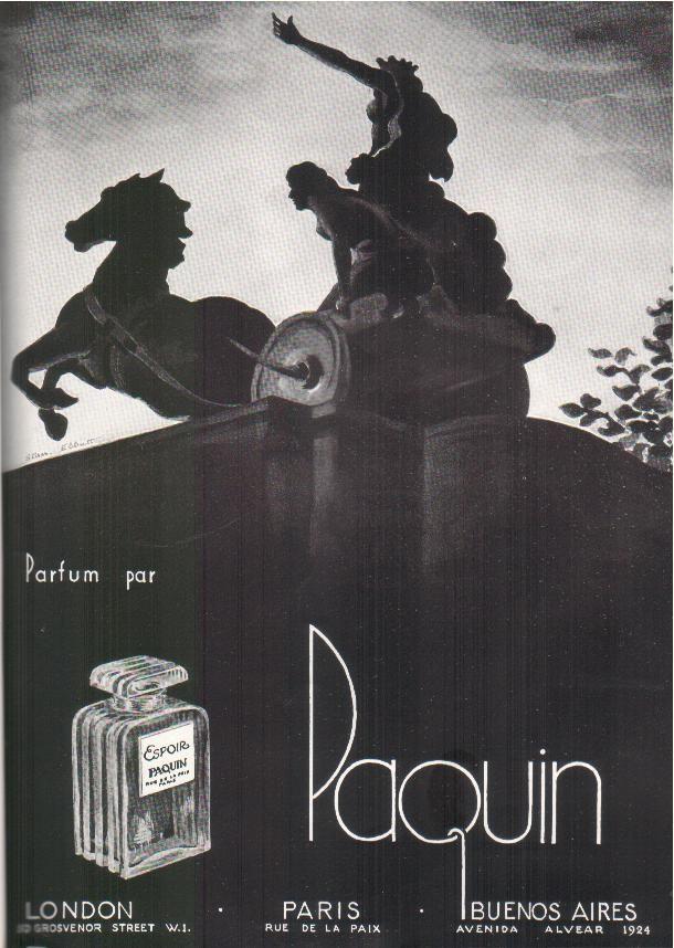 Paquin Espoir 1947