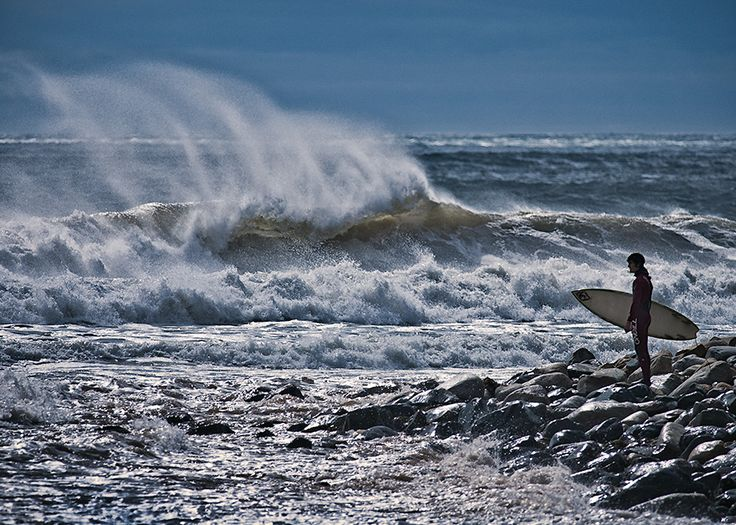 Lawrencetown Beach - known for some of the best surfing in North America