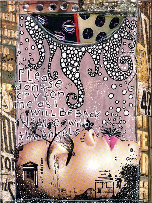 40 best zetti ology images on pinterest art journal inspiration guilliver fandeluxe Gallery