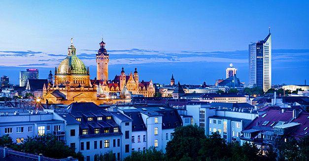209€   -41%   #Leipzig – 3 Tage im exklusiven 5* #Luxury Collection #Hotel #Fürstenhof