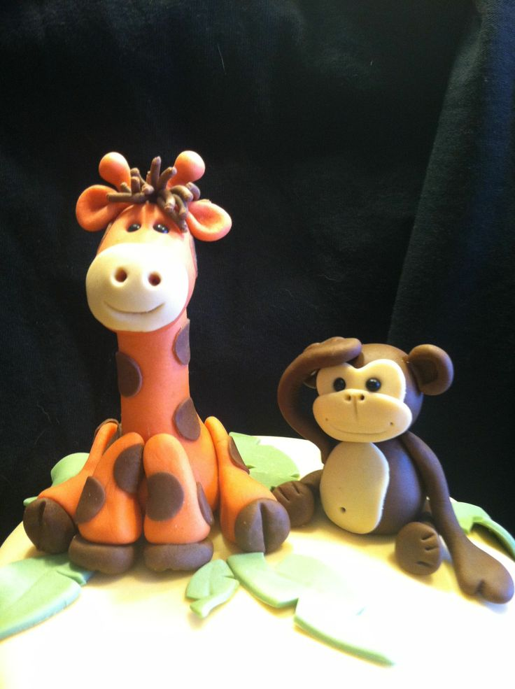 1000 Images About Gum Paste Critters On Pinterest