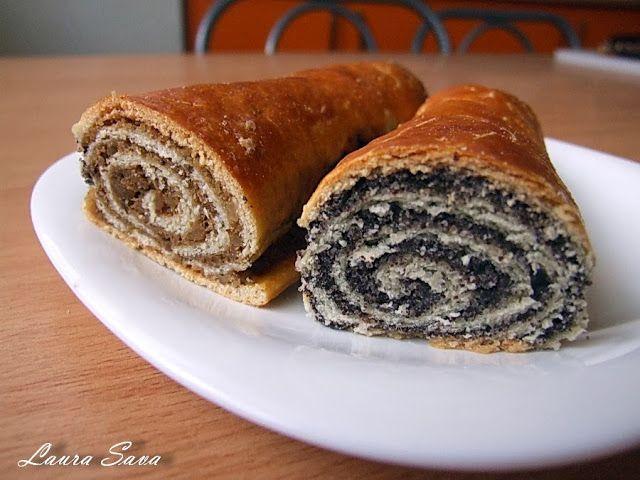 Saviecuta cu mac si nuca (Baigli) | Retete culinare cu Laura Sava