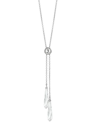 Ti Sento 3759 White Zirconia 37.4 In. Necklace Available at: www.always-forever.com