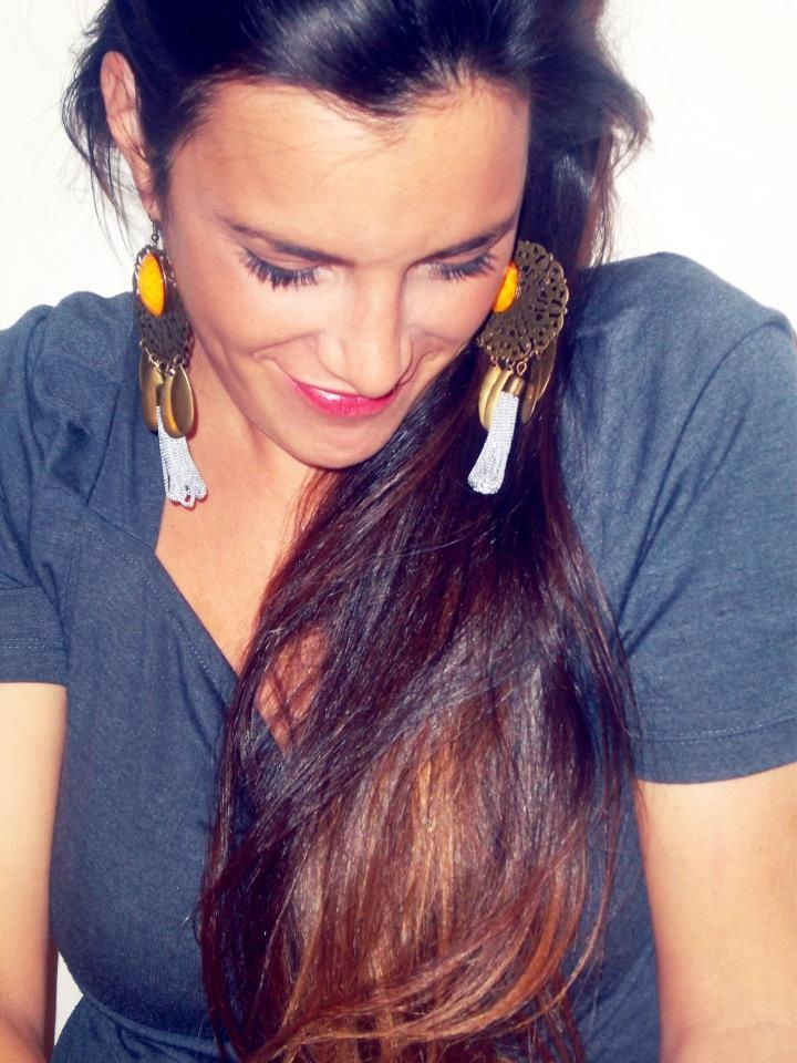 Aros Drew!  #fashion #accessories #jewelry #mode #look #fashionaccessories #luxjewelry #style #earrings