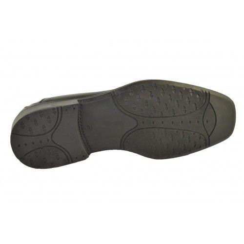 Mocasines piel negra Opera MARLOS FEELINGS | Zapatos Online | Calzado Hombre